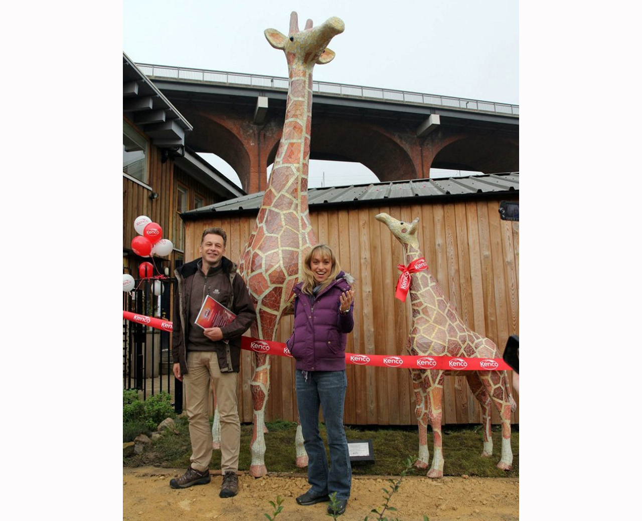 Kenco Giraffe