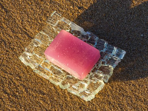 Heal soap dish